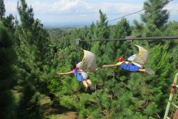 Longest Dual Zipline in Asia