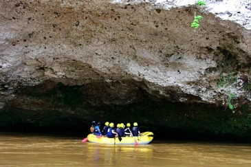 Appreciate the natural wonders of the CDO River